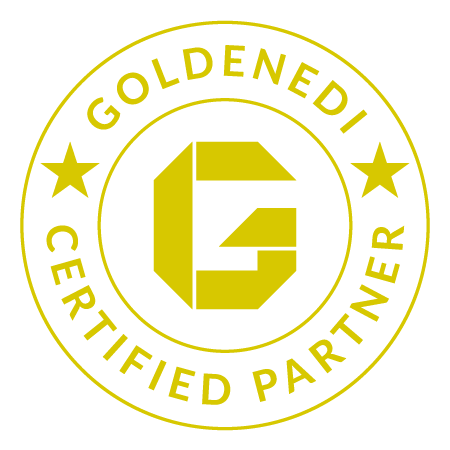 Golden EDI Seal
